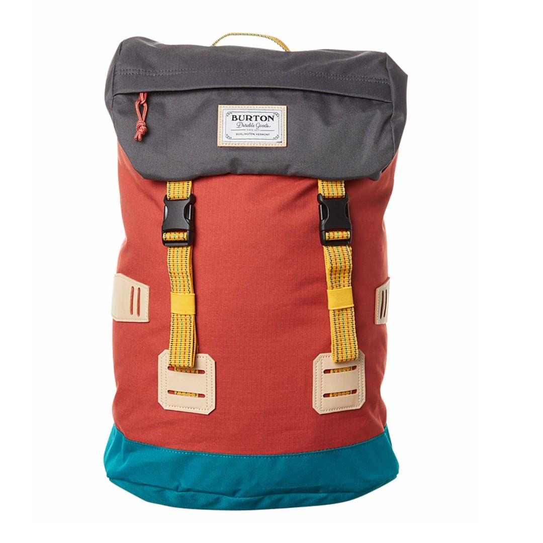 de3da566f54a BURTON Tinder 25L Backpack TANDORI RIPSTOP