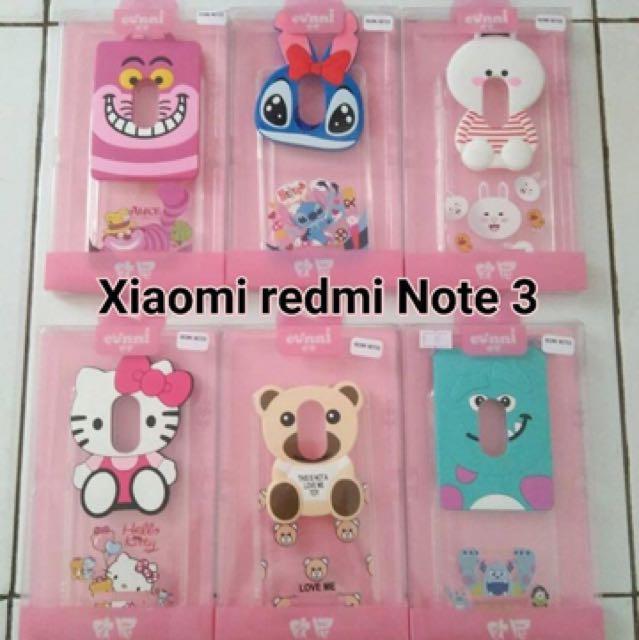 Case Xiaomi Redminote 3