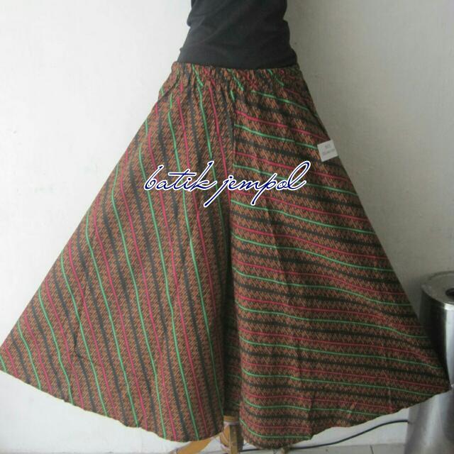 Celana Kulot Cutbray LRK
