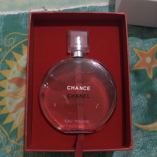 Chance Chanel Eau Tendre 100mL