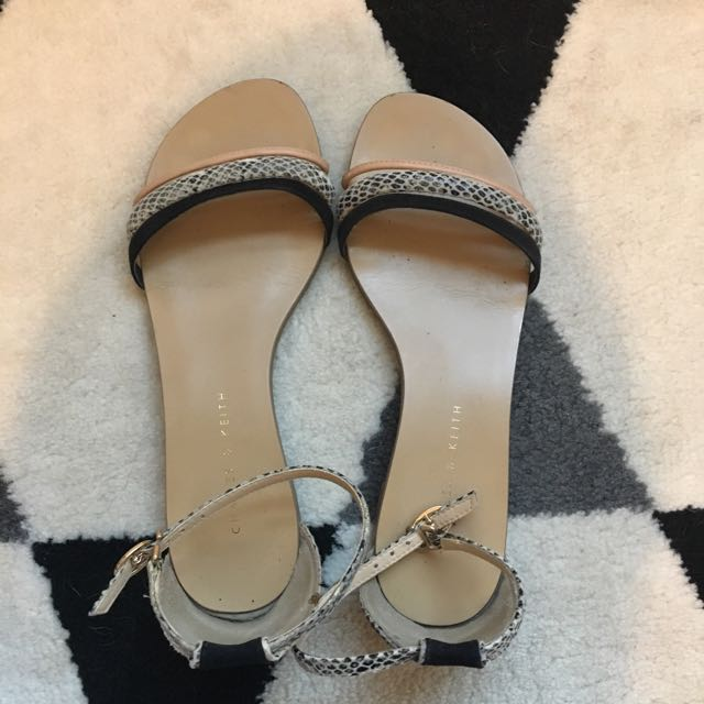 Charles and Keith Sandals, Size 35