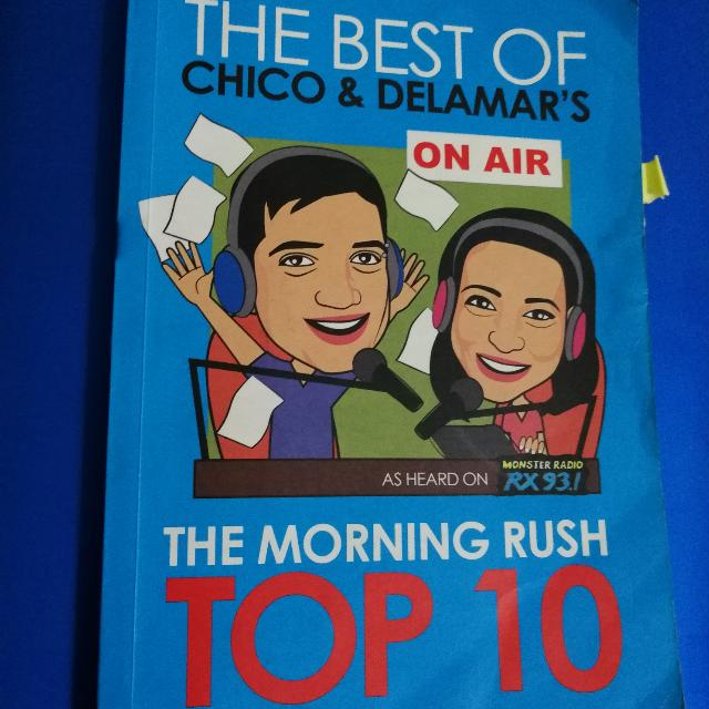 Chico & Delamar's The Morning Rush
