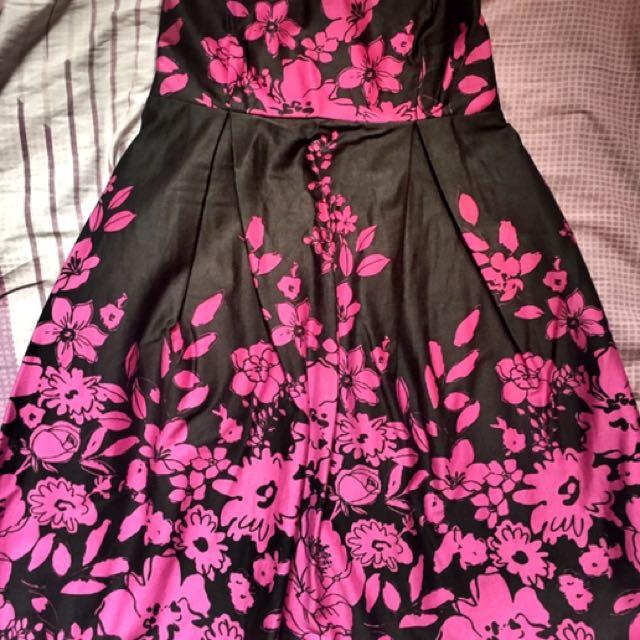 Cute tube dress