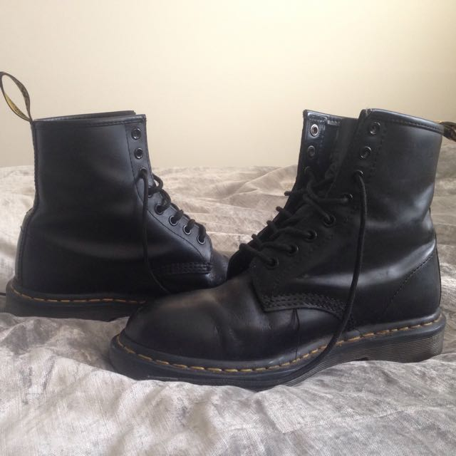 Doc Dr Martens Size 39 8 Womens