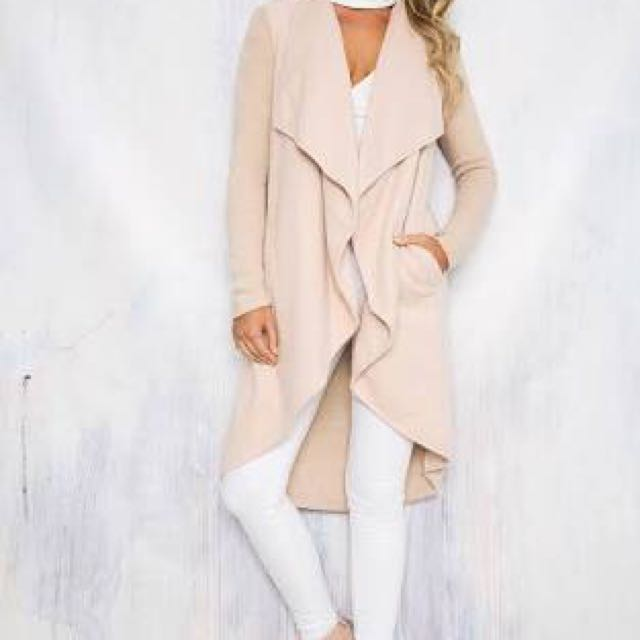 Dolly Girl Fashion Boutique Trench Coat