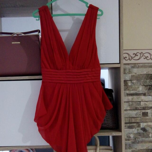 DRESS RED COLOR