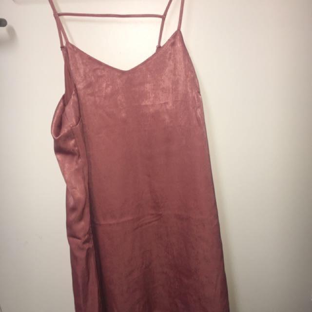 Dusty Pink H&M Dress