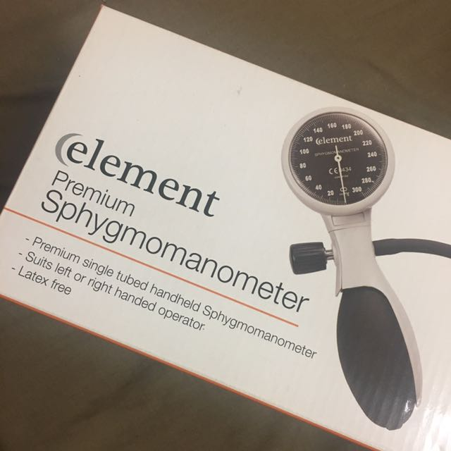 Element Premium Sphygmomanometer