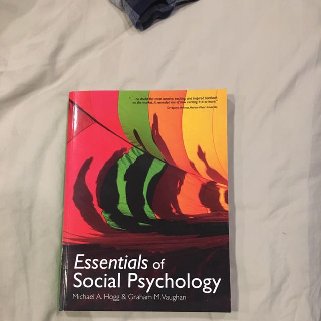 Essentials of social psychology by michael a hogg graham m photo photo photo fandeluxe Gallery