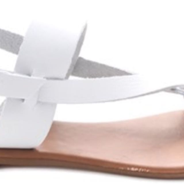 *reduced*Gio&Mi Leather Sandals
