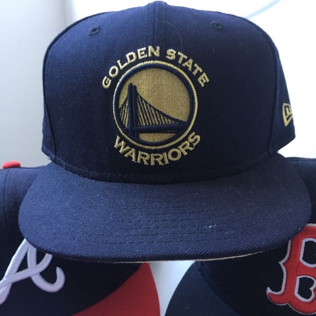 Golden State Warriors Fitted Cap