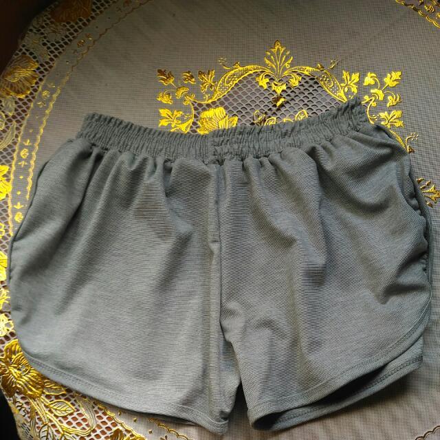 Gray Dolphin Shorts