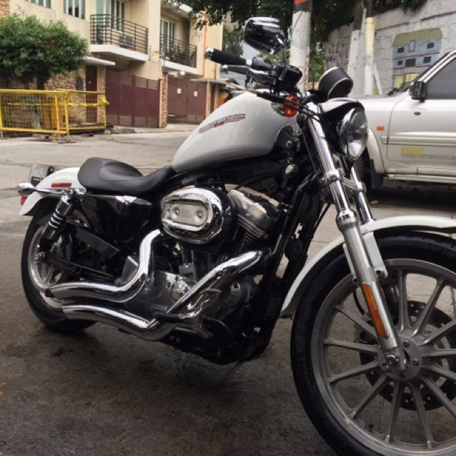 Harley Davidson Sportster 2010