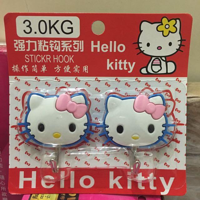Hello Kitty 強力掛鉤