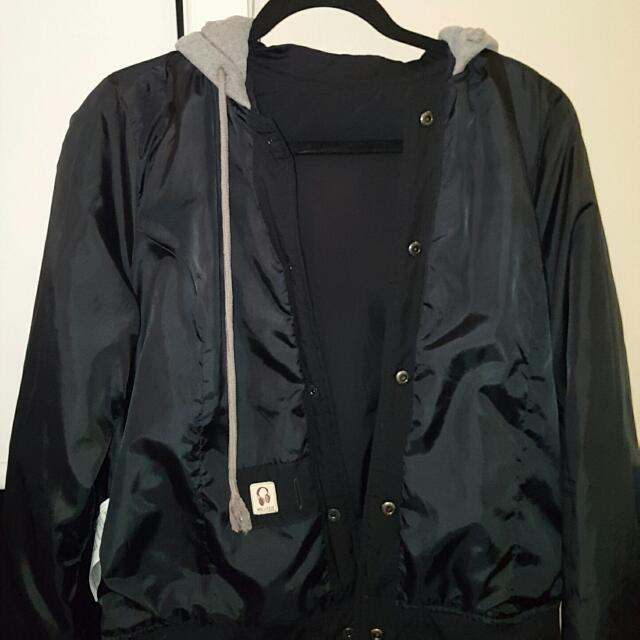 Hollister (Abercrombie And Fitch ) Bomber Jacket