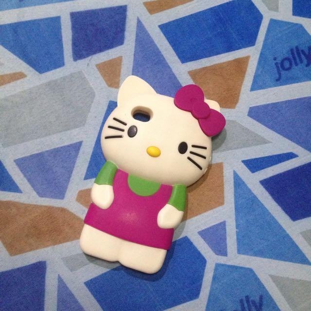 iPhone 4s case (Hello Kitty)