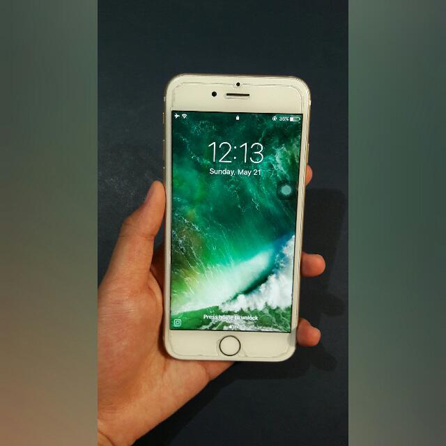 IPHONE 6 16GB BATANGAN
