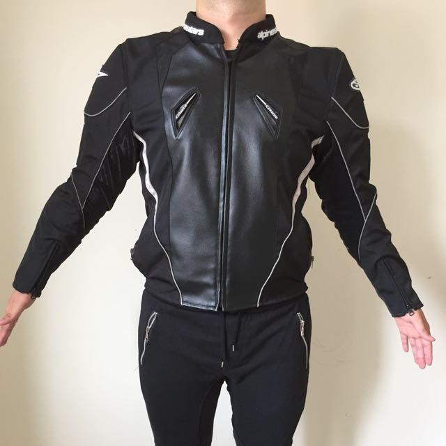 jacket motor touring riding