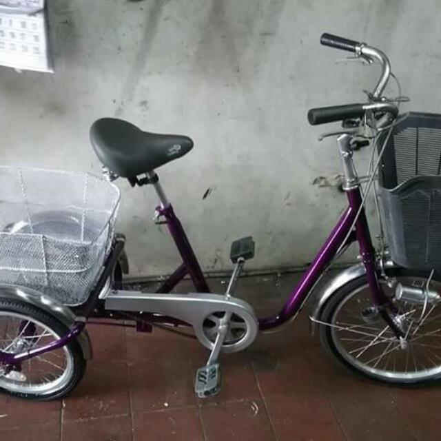 Japanese Bike 3 Wheels