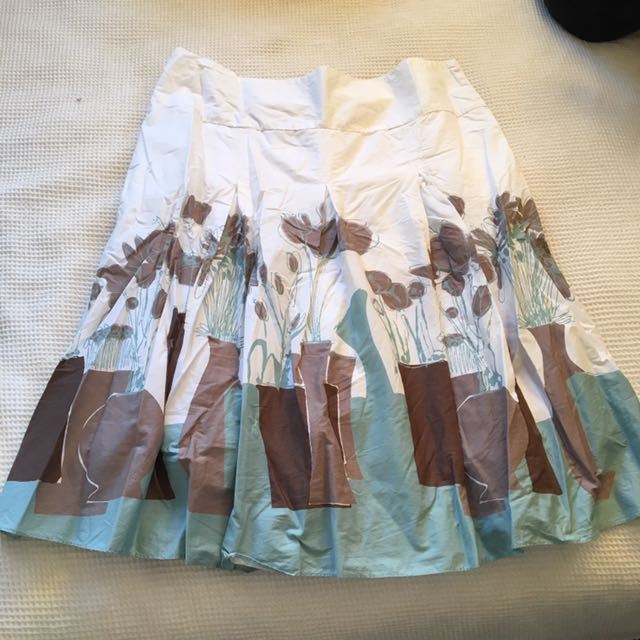 Jeans West Skirt