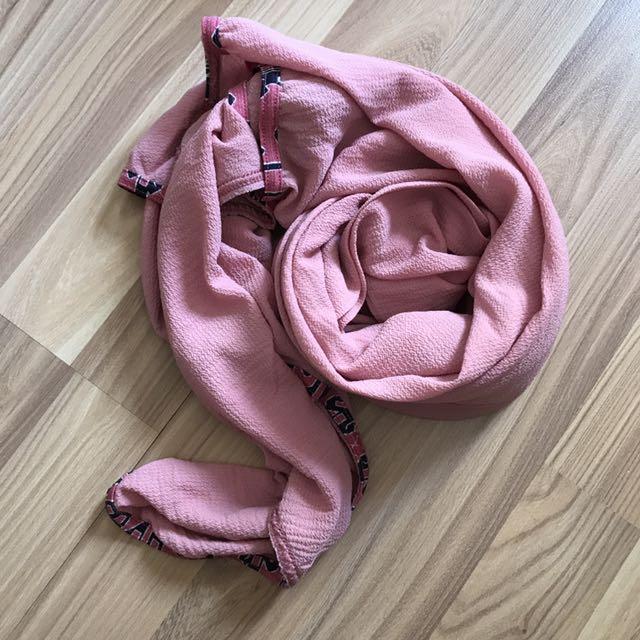 Jilbab Instan Tanpa Pads