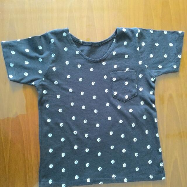 Kaos Anak Lengan Pendek