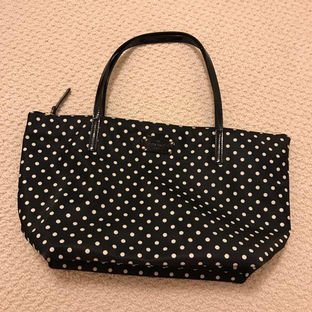 Kate Spade Poka Dot Shoulder Bag