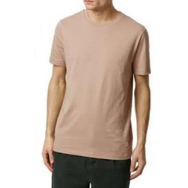 Khaki Tshirt Topman