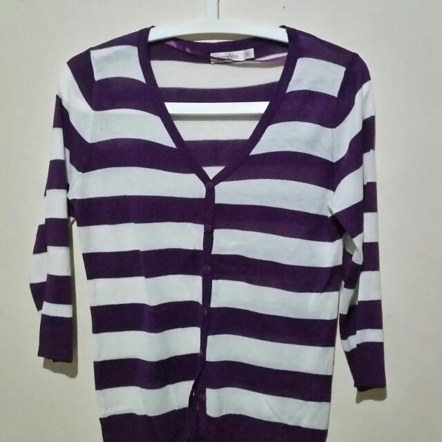 Knitted Thin Long Sleeve