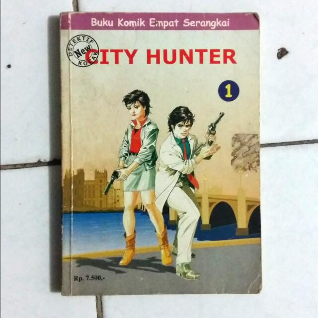 Komik City Hunter