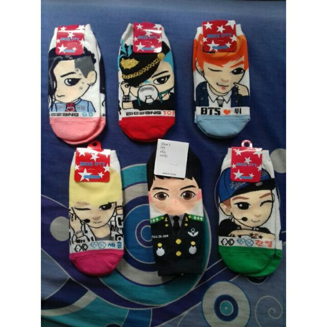 Kpop Socks