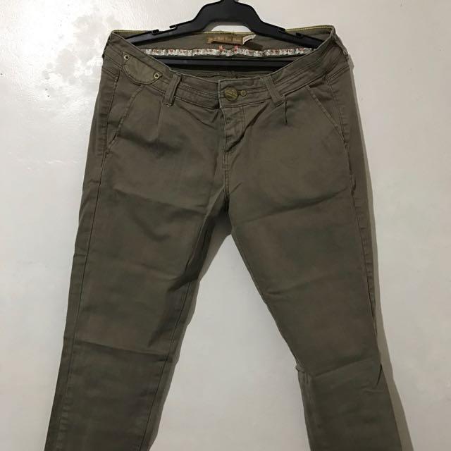 Ladies Pants (brown)