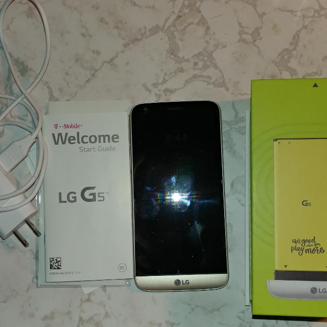 LG G5 T-Mobile Phone