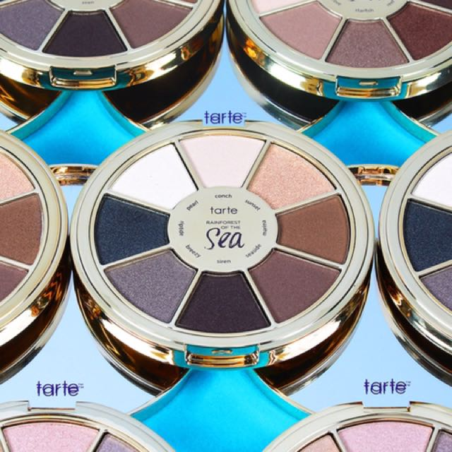 Limited-edition Rainforest of the Sea Volume 2 Eyeshadow Palette