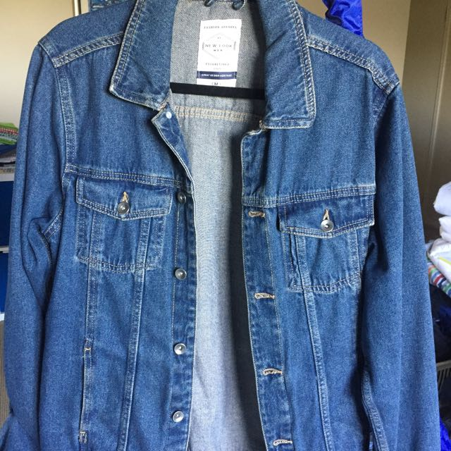 (M) Denim Jacket