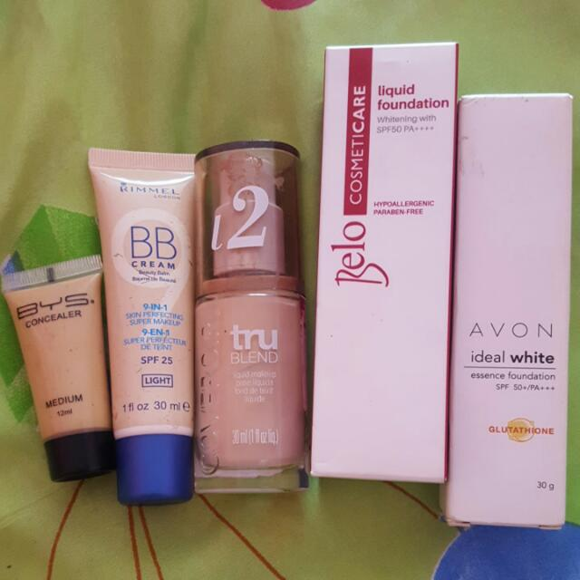 Makeup Bundle!!!!! Sale Na Bes!
