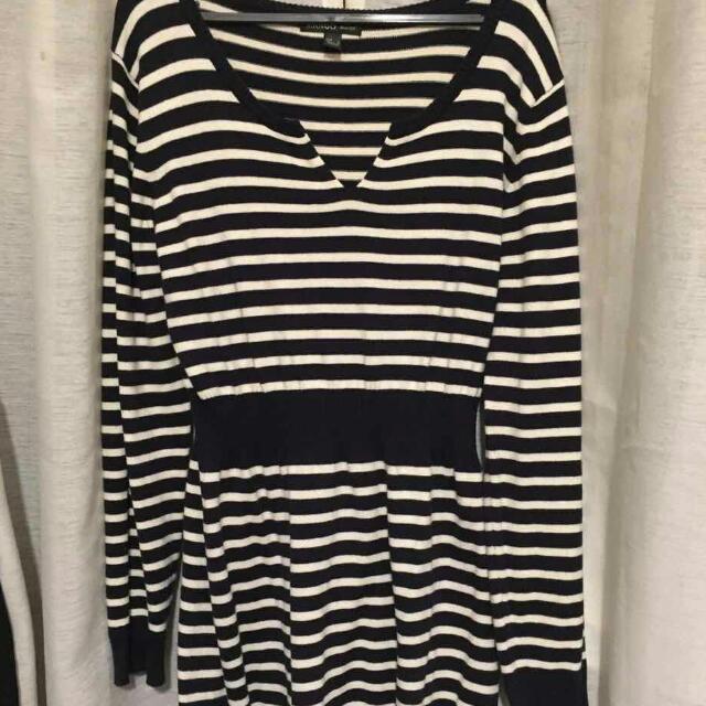 Mango Stripes Dress