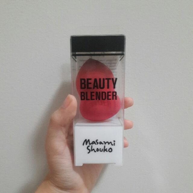 Masami Shouko Beauty Blender