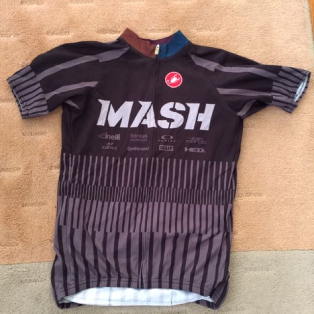 Mash Parallax Cycling Jersey (Castelli Brand)