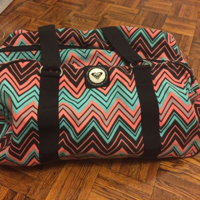 Medium Size Travel Bag (Roxy)