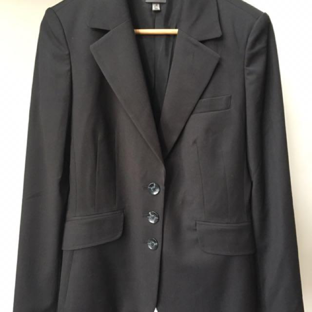 Mexx Ladies Suit Jacket Size 10