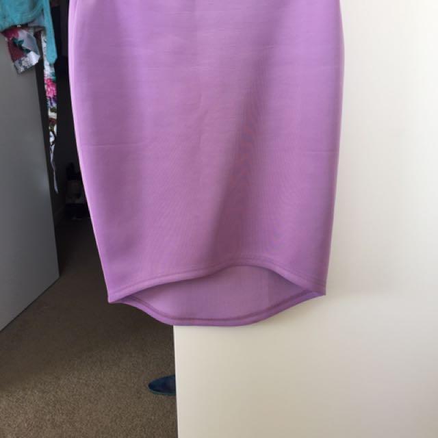 Mirrou Skirt Size M Size 10