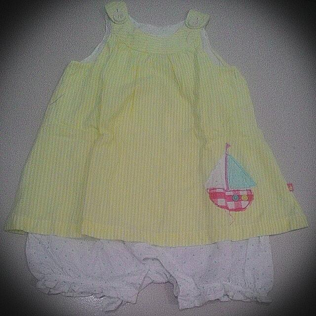 Mother Care Baby Dress