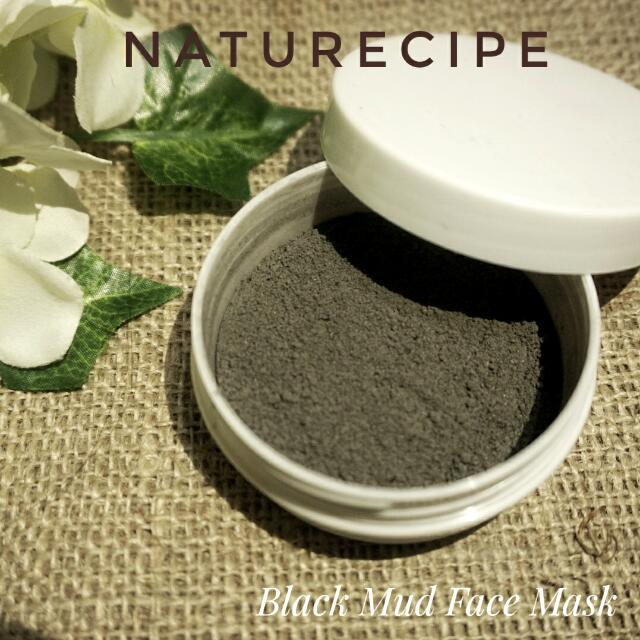 Naturecipe Black Detox Face Mask
