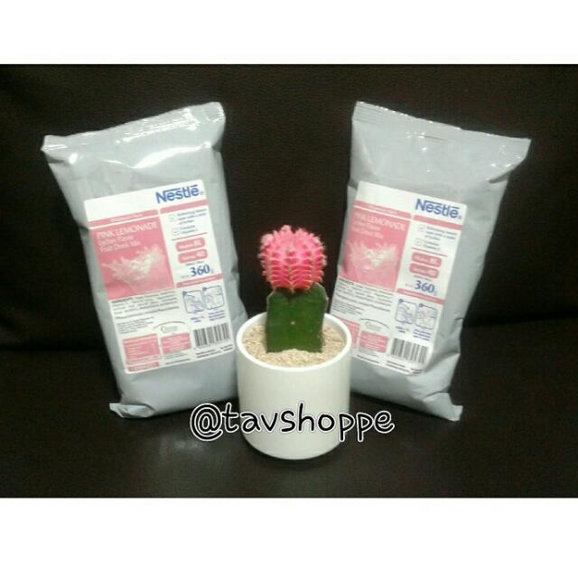 Nestle Juice Pink Lychee Lemonade