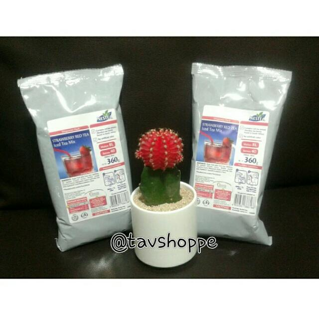 Nestle Juice Red Strawberry