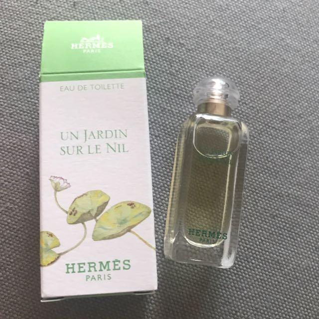 New HERMES 7.5 ml Eau De Toilette