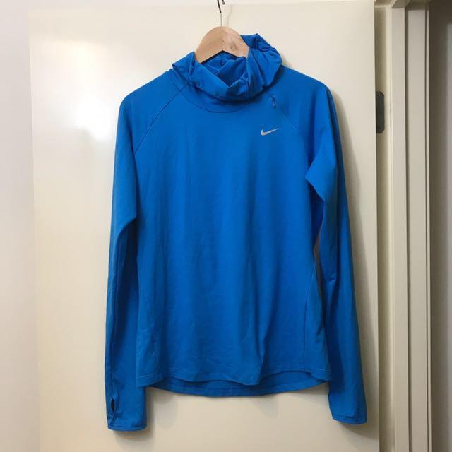 Nike Running Blue Jumper