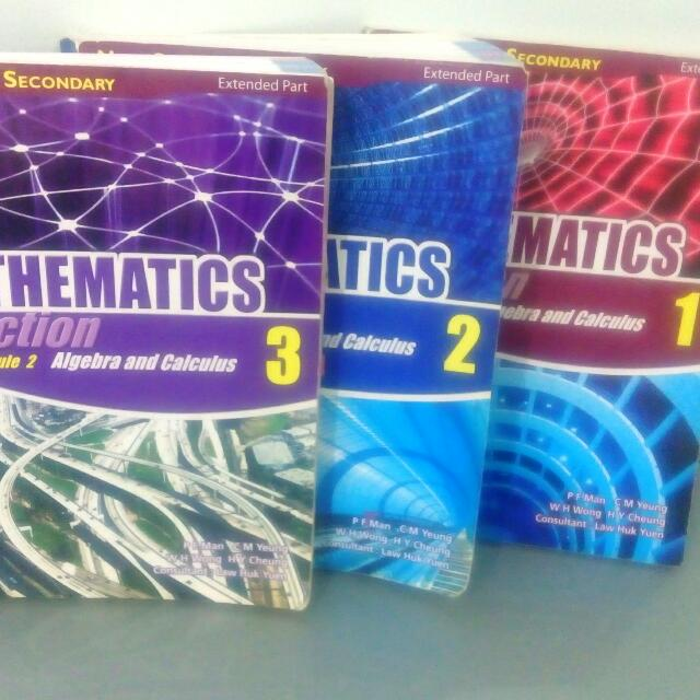 NSS Mathematics In Action Module 2 Algebra And Calculus Vol 1 3