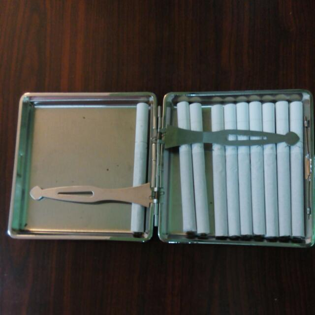 Authentic Farfois Cigar Case
